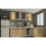 尚品宅配贝达BESTA特惠厨房L型F0001整体厨柜