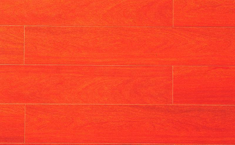 标王亚实木地板温哥华红木B1816B1816