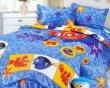 艺森家纺床上用品三件套全棉性印染卡通TD-209-
