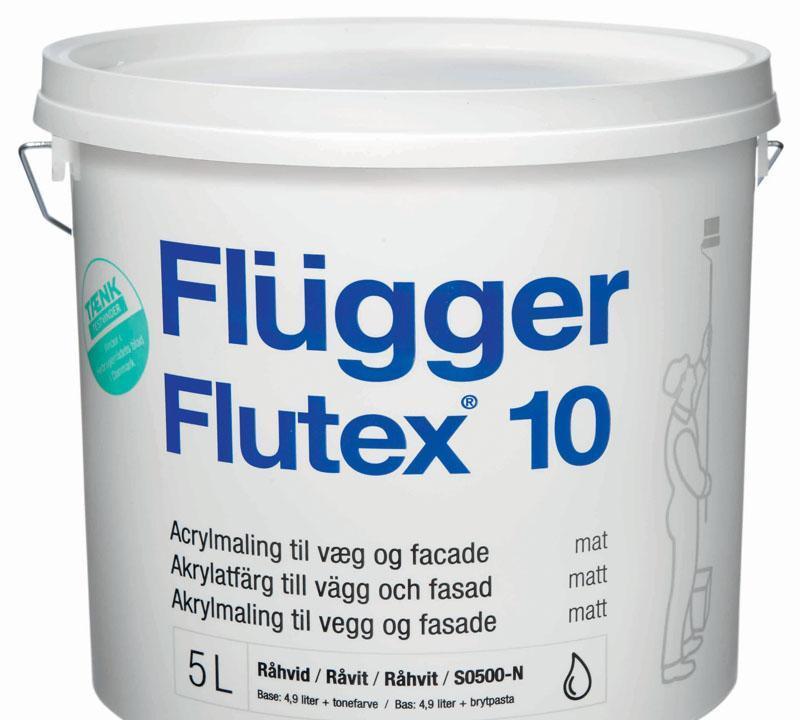 福乐阁北欧风尚墙面漆Flutex 10