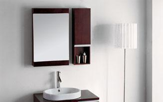 澳斯曼卫浴产品实木浴室柜AS-1511BAS-1511B