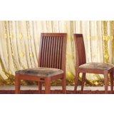 树之语餐厅家具诗琴韵系列2C01-023餐椅