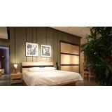 耐特利尔家具-原橡木系列-床2