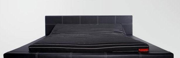 麦斯得尔床系列克拉克床条纹c08