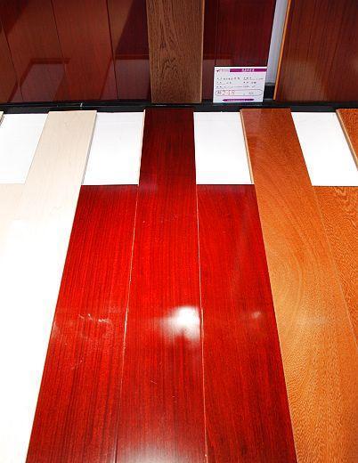 柏瑞实木复合地板香脂木豆香脂木豆