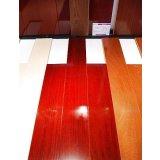 柏瑞实木复合地板香脂木豆