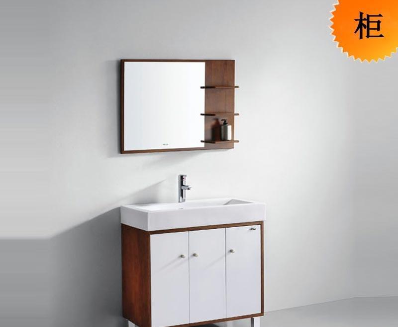 法恩莎实木浴室柜FPGM4683主柜FPGM4683