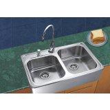 阿发厨房水槽AF-802x524ATAP
