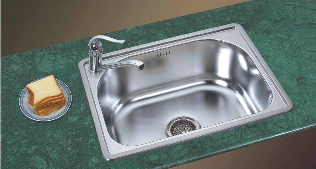 阿发厨房水槽AF-5844AF-5844