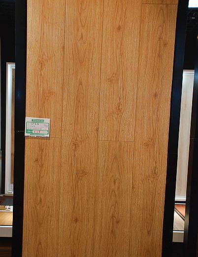 柏瑞强化复合地板自然黄橡V6602