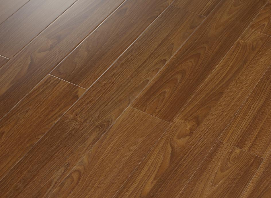 世友高清面系列老林柚木SY718实木复合地板SY718