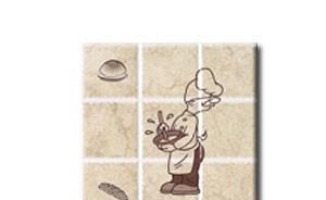 红蜘蛛瓷砖复古砖系列RW36013T1-4墙砖(花片)RW36013T1-4