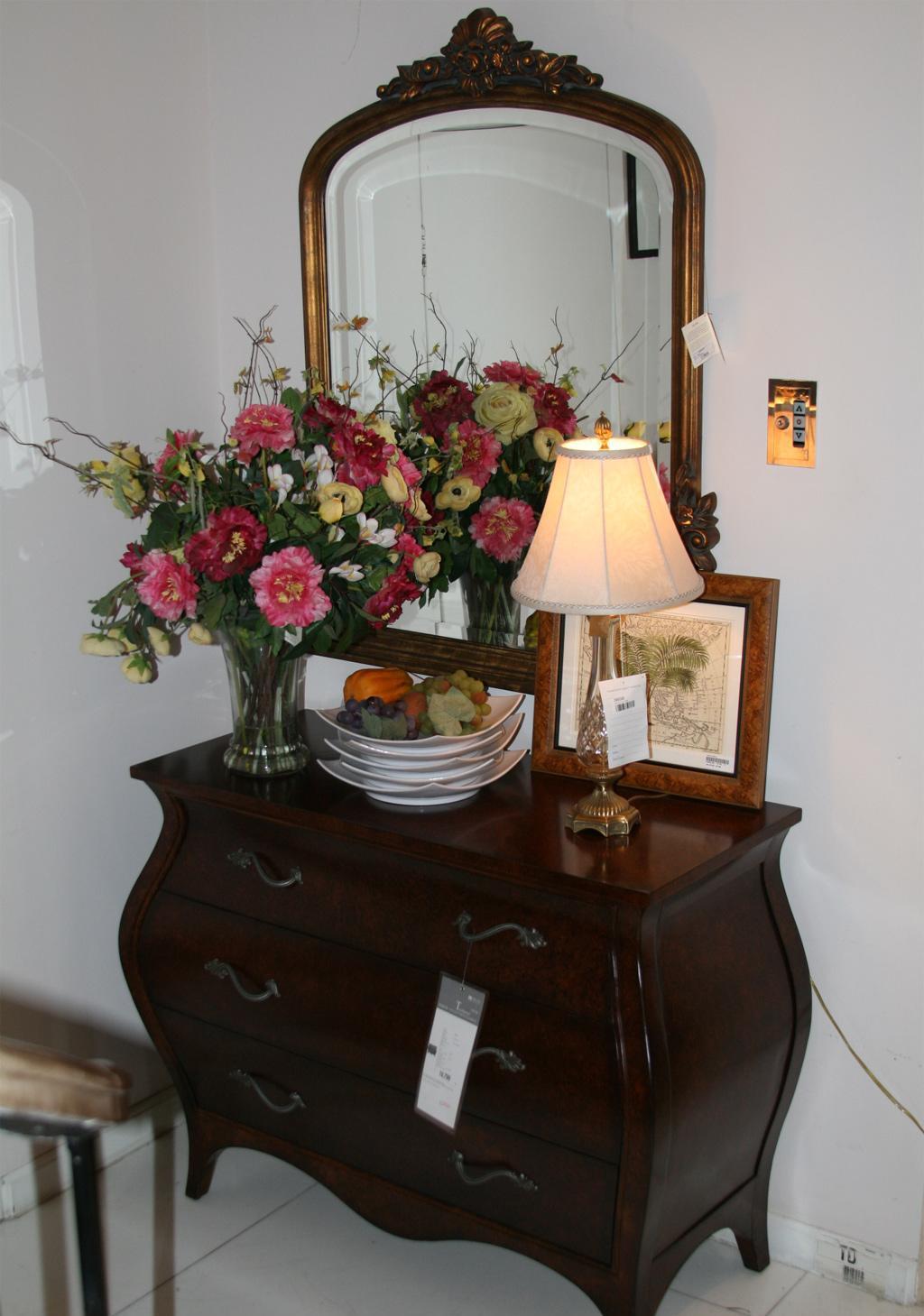 美克美家装饰柜收藏经典EA12-9315EA12-9315