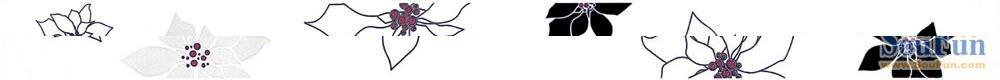 鹰牌新生代系列A0361-C27F腰线砖(S1P3-08)A0361-C27F