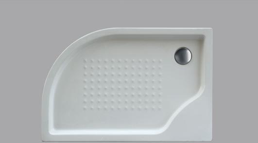 乐家卫浴秀丽斜弧型淋浴盆(左)2-76L23..02-76L23..0