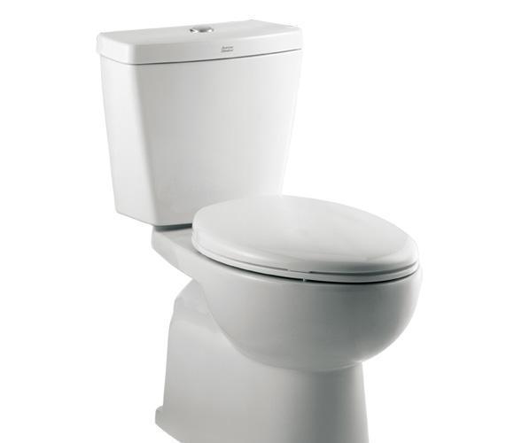 美标分体座厕新伊斯达3/6升加长型CP-2818.604CP-2818.604