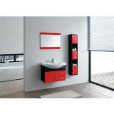 安华卫浴浴室柜系列AP3354G柜盆