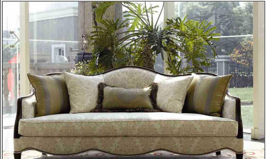 梵思豪宅客厅家具FH5086SF3p沙发FH5086SF3p