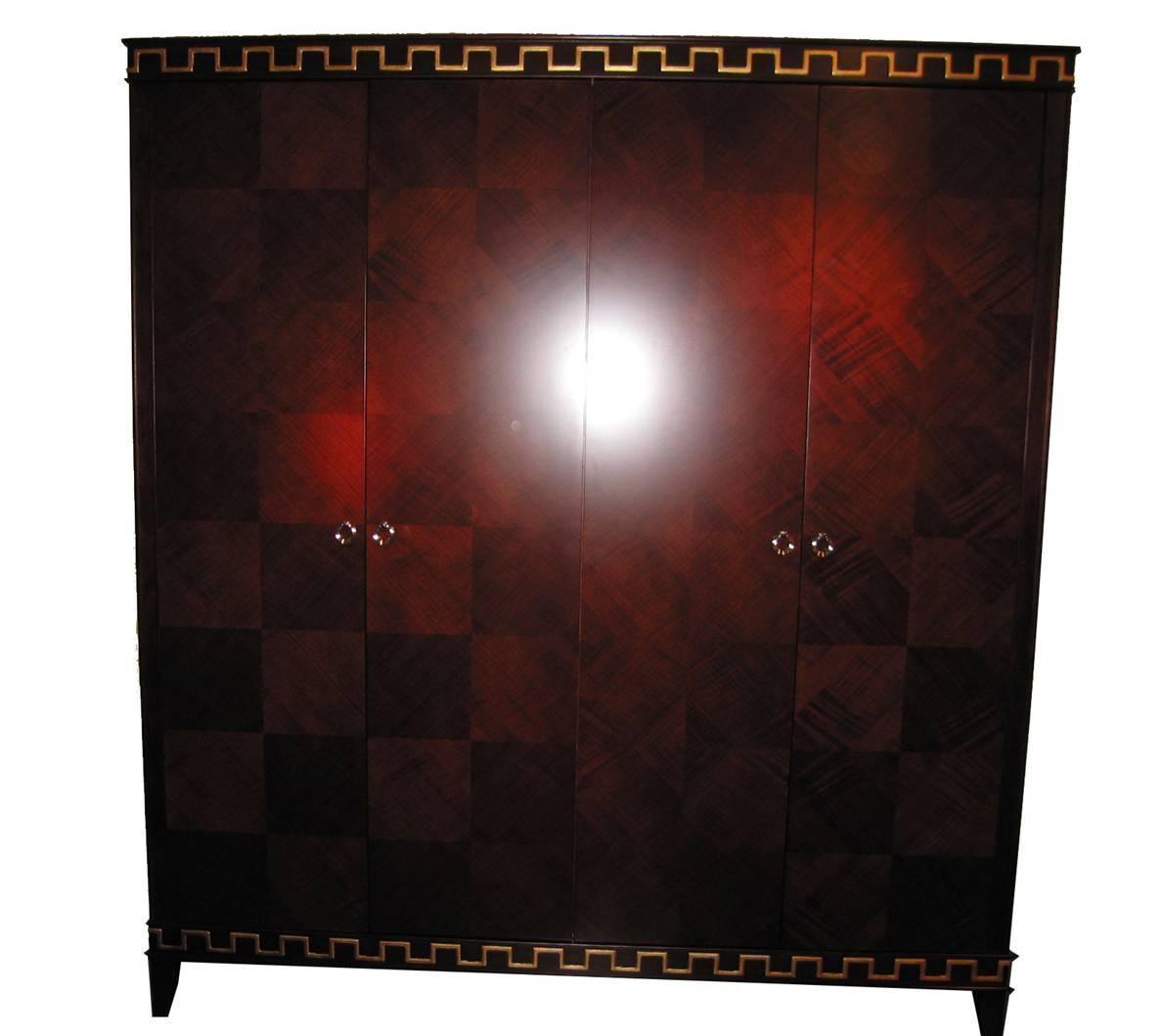美凯斯家具卧室家具英伦皇宫系列衣柜M-C169YM-C169Y