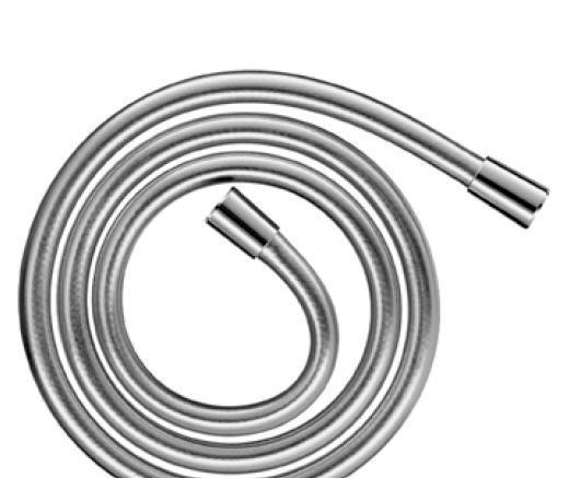 汉斯格雅金属淋浴软管1,60米高流速2825500028255000