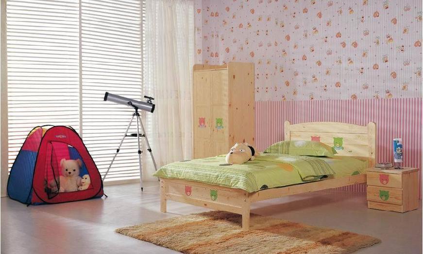 翡翠藤器儿童床C-530组合C-530