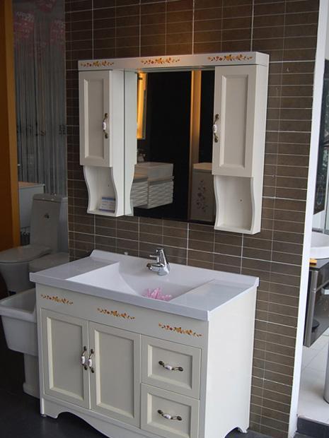 欧贝尔PVC浴室柜9014#