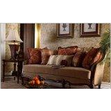 梵思豪宅客厅家具OP5083SF3p沙发
