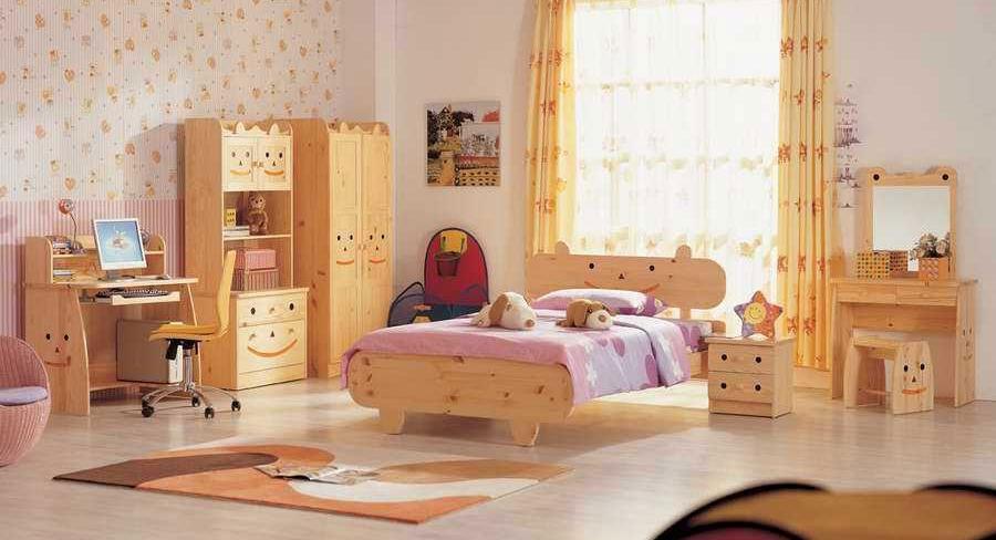 翡翠藤器儿童床C156组合C156