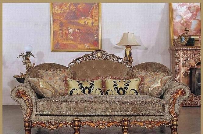 雅梦娜欧E306-3美式沙发<br />E306-3