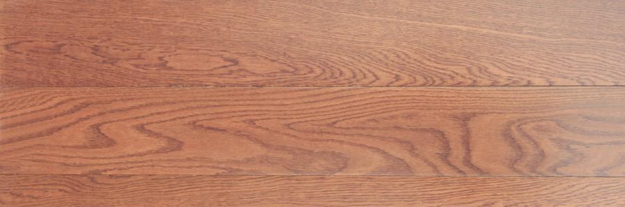 辛巴柞木-枪托色实木复合地板<br />柞木-枪托色
