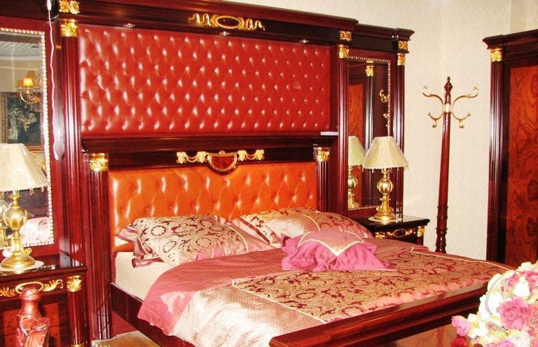 中信家具-卧室家具-床、床头柜208-3