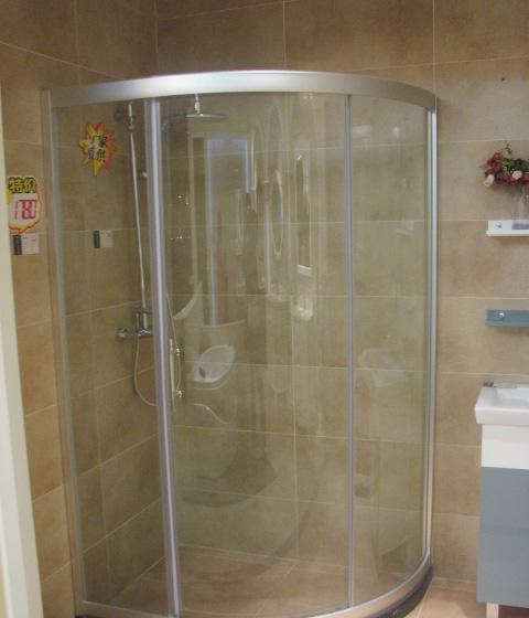 法恩莎FL013简易淋浴房FL013