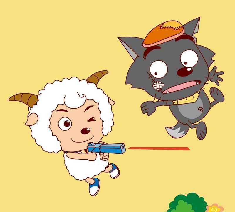 圣象喜羊羊儿童系列PC3001勇敢火枪手强化复合地PC3001