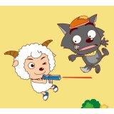 圣象喜羊羊儿童系列PC3001勇敢火枪手强化复合地