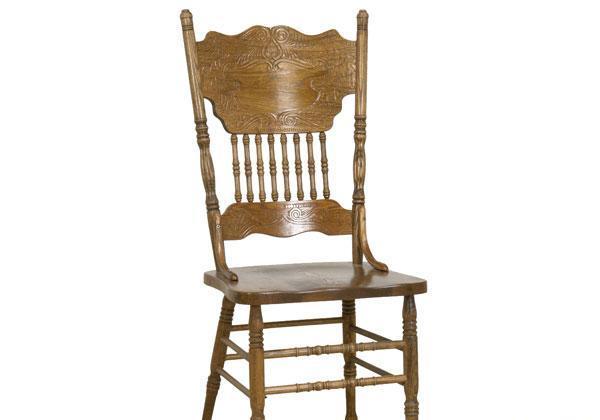 考拉乐橡树森林系列05-200-2-950CS温莎餐椅(无05-200-2-950CS