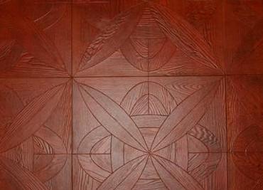 安然踏步LYP27多层实木复合地板