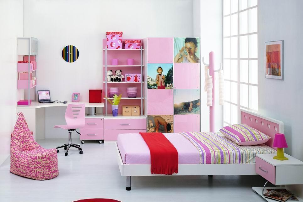 七彩人生整体卧室粉红组合Q5-BP5022Q5-BP5022