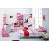七彩人生整体卧室粉红组合Q5-BP5022