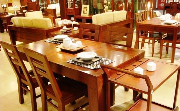 华日餐厅家具-餐桌-D9823D9823