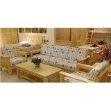 龙森S-082松木组合沙发