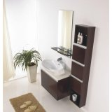 银晶浴室柜ZH6025