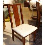 诺捷餐厅家具餐椅8P013花梨木色