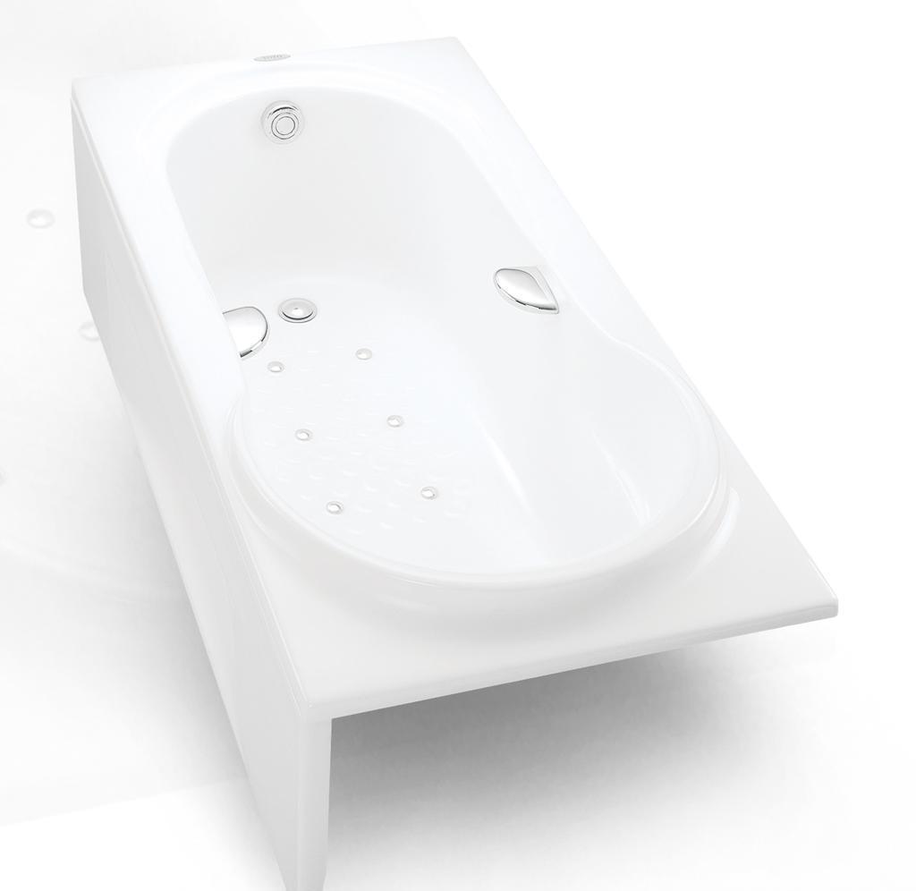 TOTO珠光气泡按摩浴缸PPYB1603L/RHPPYB1603L/RH