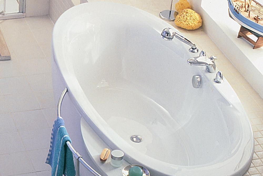 科勒-佩斯格 半嵌式压克力浴缸K-16221T-R/-LK-16221T-R/-L
