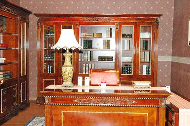 标致家具-凯欧丽斯系列-书房家具组合