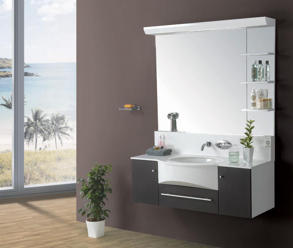银晶浴室柜 CS6121CS6121