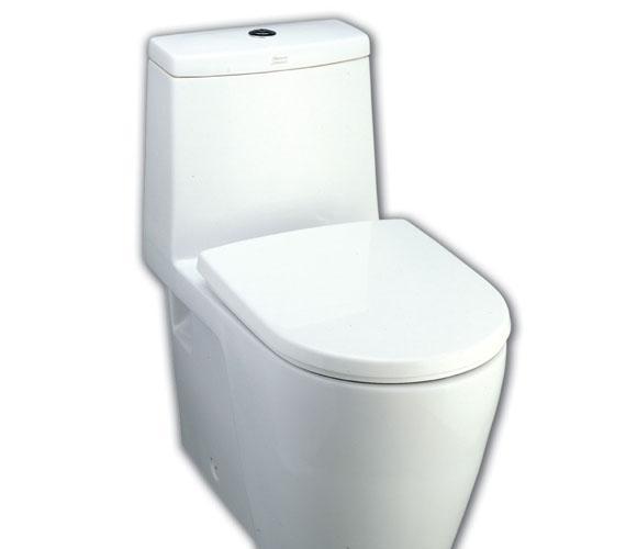 美标连体座厕阿卡西亚系列节水型加长CP-2069CP-2069