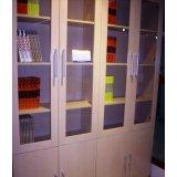 世纪大明书房家具-四门书柜M001