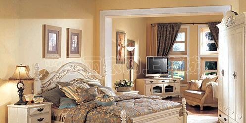 艾芙迪经典系列美利坚整体卧室经典美利坚