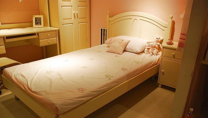 我爱我家儿童家具床架FA40-12-01<br />FA40-12-01